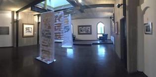 Continua con successo la mostra di Piccaia alla Fondazione l'Arsenale di Iseo.