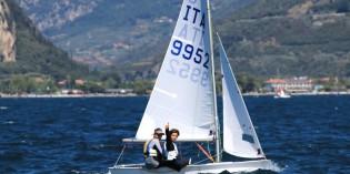 Riva del Garda: Concluso il Mondiale Cadet con un grande successo organizzativo e l'ottavo posto per Bolzonella-Bustaffa