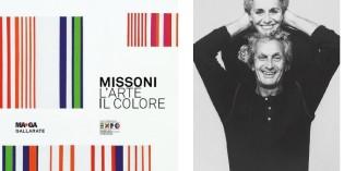 Gallarate (Varese) – MISSONI, L'ARTE, IL COLORE