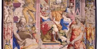 Milano – IL PRINCIPE DEI SOGNI – Giuseppe negli arazzi medicei di Pontormo e Bronzino