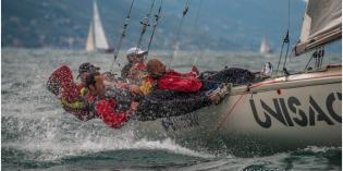 Brenzone: CAMPIONATO NAZIONALE OPEN 2015, LA STAGIONE DI ASSTERISCO