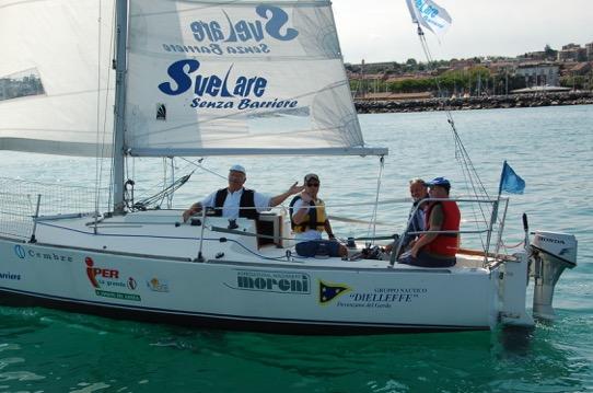 i vincitori Pietro Mensi, Davide Gilberti e Roberto Giudice (Squadra G Brescia 2 con Sergio Zumerle)