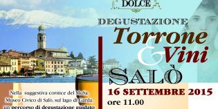 """Festa del Torrone di Cremona 2015: il lago di Garda accoglie il """"Torrone d'acqua dolce"""""""