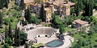 Brescia: TURISMO, SI ILLUMINANO LE NOTTI DEL 'VITTORIALE DEGLI ITALIANI'