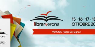 LibrarVerona: un weekend all'insegna del libro e della lettura
