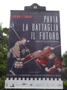 Battaglia di PaviA 4