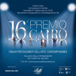 Premio Cairo 2015 - Milano 2