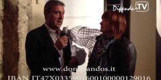 Intervista al dott. Pagliari per il libro Amazzoni