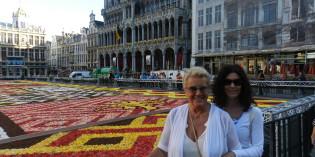 In Belgio con la Zia Marisa: PIZZI E CITTÀ DI FIANDRA