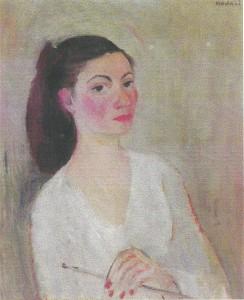 Nene Nodari - Autoritratto