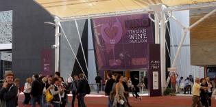 EXPO: Il bilancio di un'esperienza unica del Padiglione VINO – A Taste of ITALY