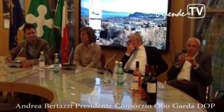 EXPO 2015: Andrea Bertazzi presenta il consorzio OLIO GARDA DOP