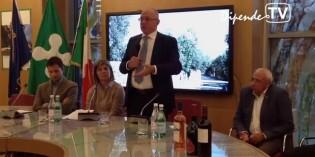 EXPO 2015: Mauro Parolini con l'Unione Comuni della Valtenesi