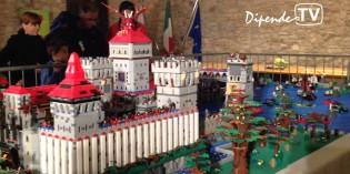 Mattoncini in Castello: Jarno Zani appassionato di Lego, espone a Desenzano