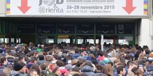 VeronaFiere: JOB&ORIENTA 2015, salone nazionale dell'orientamento, la scuola, la formazione e il lavoro