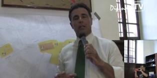 Rino Polloni LEGA NORD denuncia irregolarità per la festa del PD Desenzano