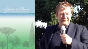 Sirmione, Giardini del Benaco: intervista a Cino zucchi