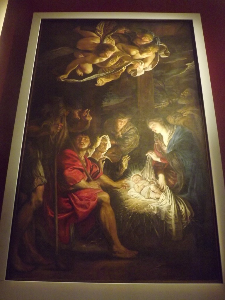 Rubens - Adorazione dei pastori 1