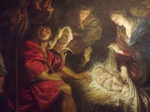 Rubens - Adorazione dei pastori 3