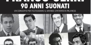 """Milano – FRANCO CERRI – """"NOVANT'ANNI SUONATI"""""""