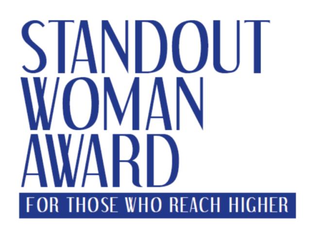 standout woman award giornale del garda