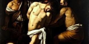 """Monza (Villa Reale) – CARAVAGGIO. """"Flagellazione di Cristo"""""""