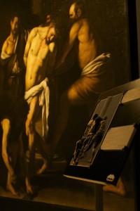 Caravaggio - Flagellazione di Cristo 4 - 3D