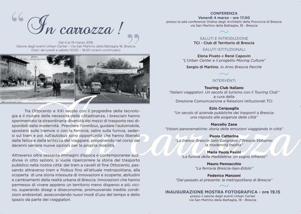 Conferenza del 4 Marzo e inaugurazione (1)