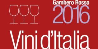 "Milano – GAMBERO ROSSO – Guida ""Vini d'Italia"" 2016"
