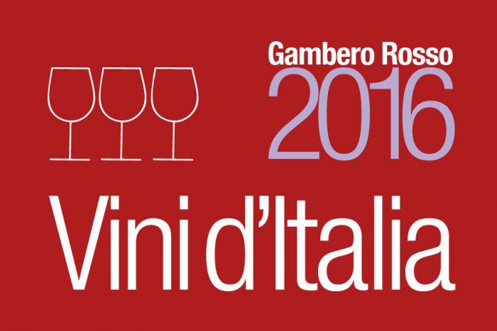 Gambero Rosso - Vini d'Italia 2016 - 1