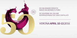 Veronafiere dal 10 al 13 aprile 2016: CALICI DAL MONDO AL 50° VINITALY