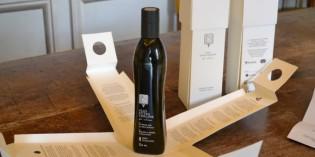 OLIO: Veronafiere premia FLOW, la bottiglia di Solo Olive Italiane di Unaprol e Fondazione Symbola