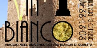 Desenzano del Garda: dal 20 al 22 maggio viaggio nell'universo dei vini bianchi di qualità