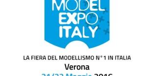 VEREONA: ROBOTICA, DRONI E SIMULATORI, A MODEL EXPO ITALY LE NUOVE FRONTIERE DELLE PASSIONI 2.0