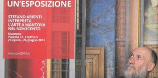 Mantova – QUADRI DA UN'ESPOSIZIONE – Stefano Arienti interpreta l'arte a Mantova nel Novecento