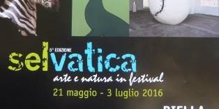 Biella – SELVATICA – Arte e natura in Festival