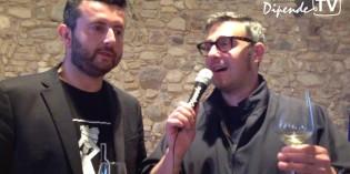 Castello in Bianco 2016: Matteo Silva di Viva Bacco 2.0, organizzatore dell'evento a Desenzano del Garda