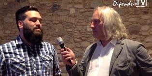 Desenzano del Garda: Juri Pagani di Viva Bacco 2.0 a Castello in Bianco 2016