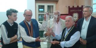 Moniga del Garda: alle Cantine Avanzi il Trofeo Pompei Molmenti