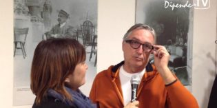L'architetto Francesco Copersino agli workshop Giardini del Benaco 2015