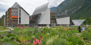 Trento: Orti al MuSE