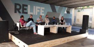 Verona, Relife: Architetti in dialogo sotto il cavalcavia di viale Piave