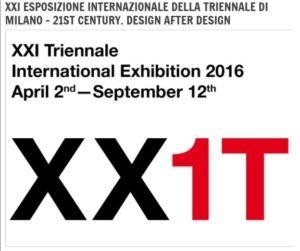 Triennale Milano XXI - 2