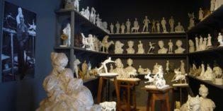 "Verbania – MUSEO DEL PAESAGGIO e GIPSOTECA ""TROUBETZKOY"""