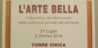 Medole (Mantova) – L'ARTE BELLA – Il figurativo del Novecento nelle collezioni private del territorio