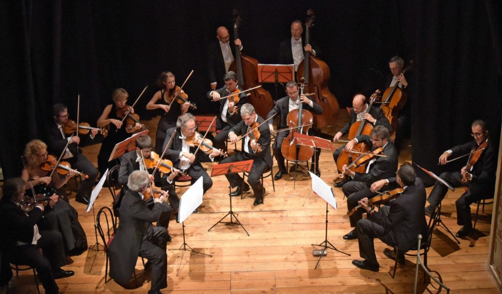 Ensemble dell'Accademia Filarmonica di Verona mr