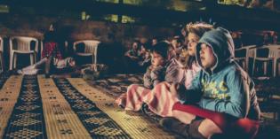 TRENTINO: GRANDE FESTA DEL CINEMA SOLARE ITINERANTE