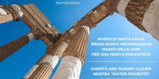 BRESCIA: FERRAGOSTO GRATIS AI MUSEI CIVICI