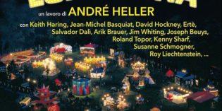 """Al Giardino Botanico Heller di Gardone Riviera venerdì 23/9 l'anteprima mondiale del docufilm """"Luna Luna"""" sull'avveniristico parco diverimenti di Andrè Heller"""