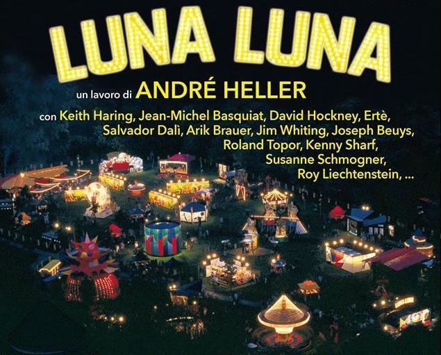 Luna Luna Heller